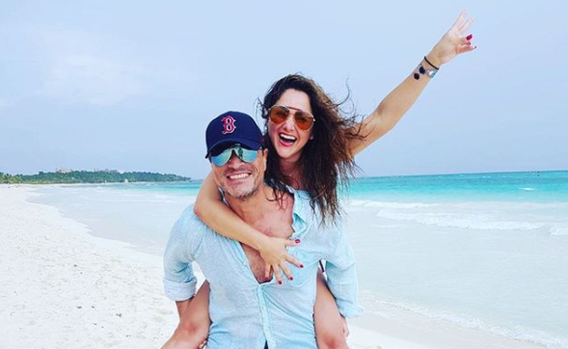 Hasta el momento todavía no hay fecha oficial de la boda entre Sherlyn y Francisco Zea. (Instagram)