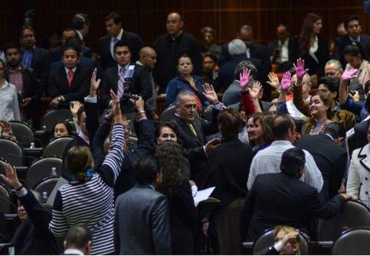 El PRI cuenta ahora con sólo 47 diputados federal, el menor número de representantes en su historia. (SDP Noticias)