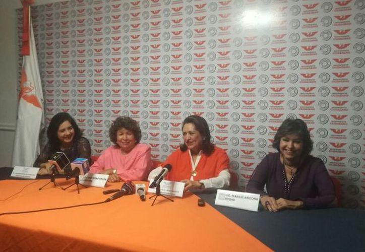 Ana Rosa Payán competirá nuevamente por un cargo de elección popular. (SIPSE)