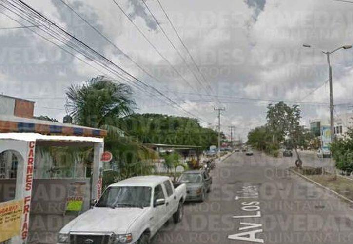 Los desconocidos visitan los pequeños negocios de diferentes puntos de la ciudad. (Eric Galindo/SIPSE)