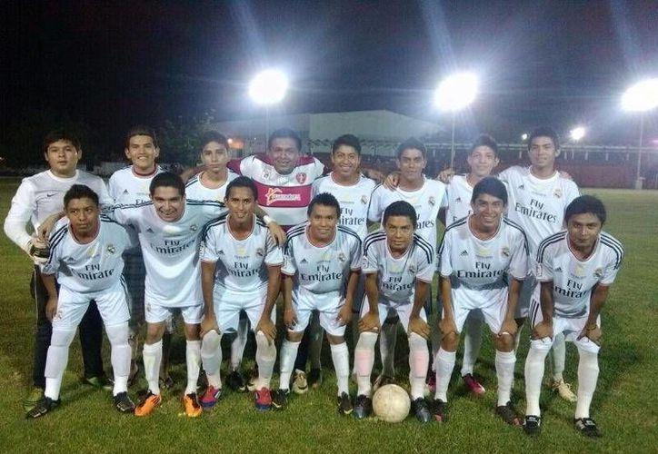 El equipo vallisoletano Inmobiliaria FC, rival de los Venados. (Milenio Novedades)
