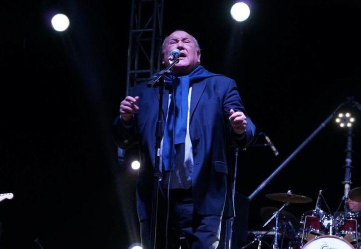 Leo Dan dará un concierto en Cancún el próximo 23 de abril. (Contexto)