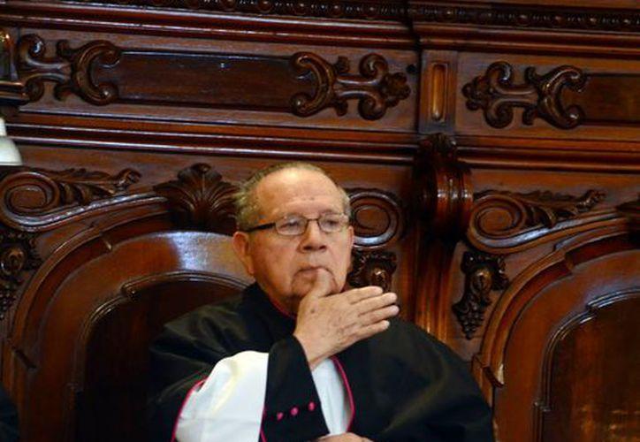 Mons. Manuel Vargas cuidará el culto a la Virgen de Guadalupe en Catedral. (Milenio Novedades)