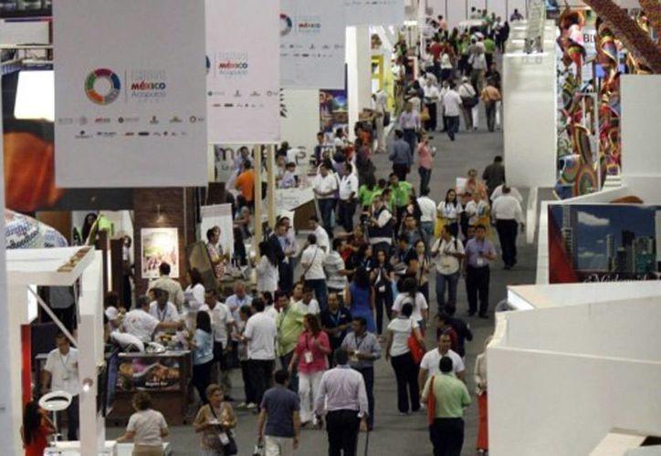 Empresarios yucatecos entablaron 800 citas de negocios en el Tianguis Turístico Guadalajara 2016.(Milenio Novedades)