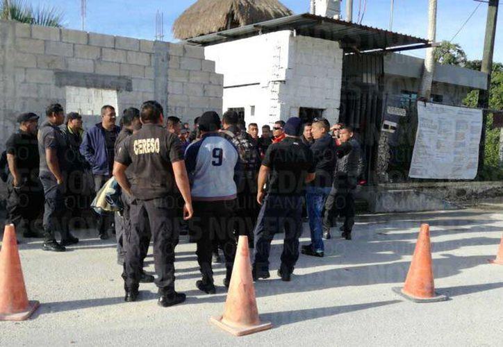 Custodios no reciben todas las obligaciones y derechos que tiene un policía, aseguran autoridades. (Foto: Adrián Barreto)