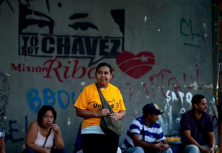 Ante la crisis económica en Venezuela han aumentado considerablemente los altos niveles de depresión, ansiedad y desesperanza entre la población de este país. (Archivo/ AP)