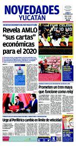 Revela AMLO 'sus cartas económicas' para el 2020