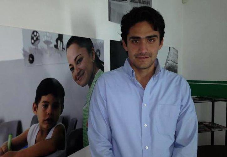 Daniel Granja, subsecretario de Desarrollo Social y Asuntos Religiosos. (Milenio Novedades)