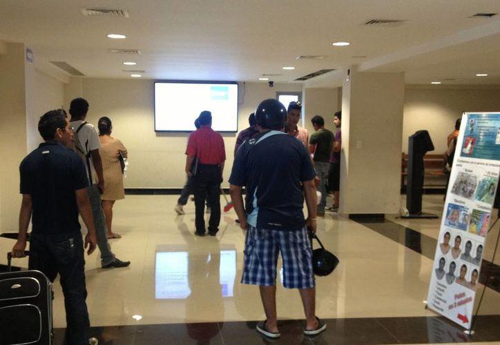 En la CROC aumenta la contratación de trabajadores. (Adrián Barreto/SIPSE)