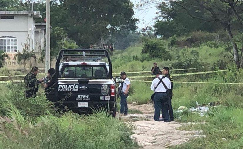 En el ataque fue usado un fusil AR-15. (Foto: Eric Galindo)