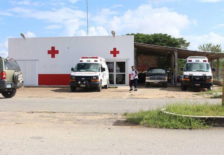 En marzo próximo está programado el inicio y la realización de la colecta anual de la Cruz Roja Mexicana. (Benjamín Pat/SIPSE)
