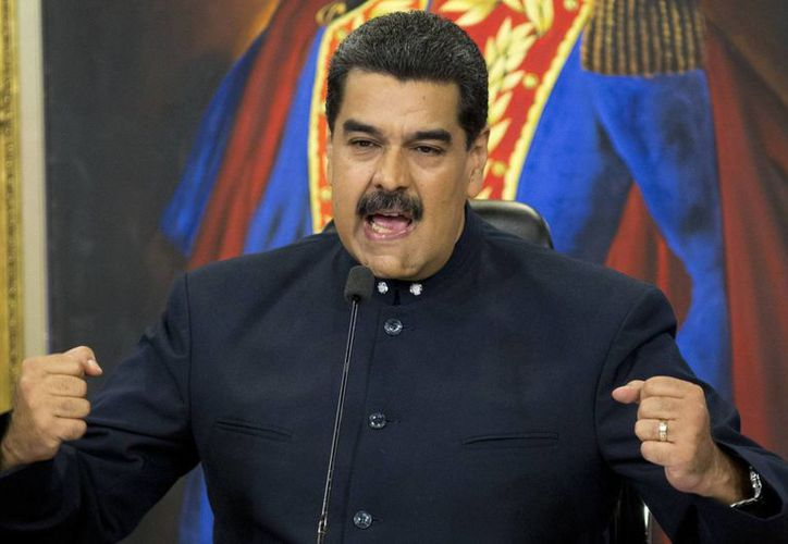 El régimen de Nicolás Maduro adelantó las elecciones (AP).