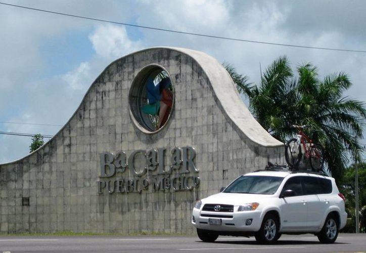 Bacalar formará parte de un nuevo corredor turístico que incluye varios destinos nacionales. (Javier Ortiz/SIPSE)