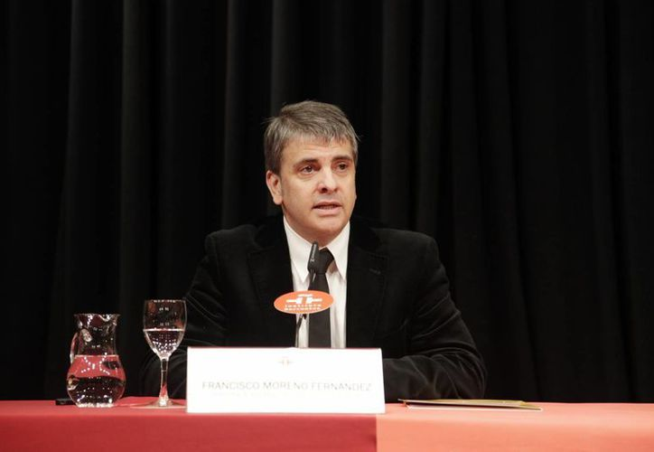 Francisco Moreno, director académico del Instituto Cervantes aseguró que el español está en tercer lugar entre navegante de Internet. (Agencias)