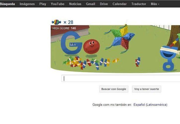 Google festeja con sus usuarios sus primeros 15 años de existencia. (Google)