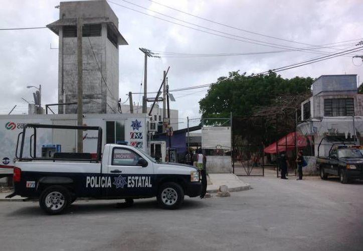 Reconocen sobrepoblación en la Cárcel de Cancún. (Eric Galindo/SIPSE)