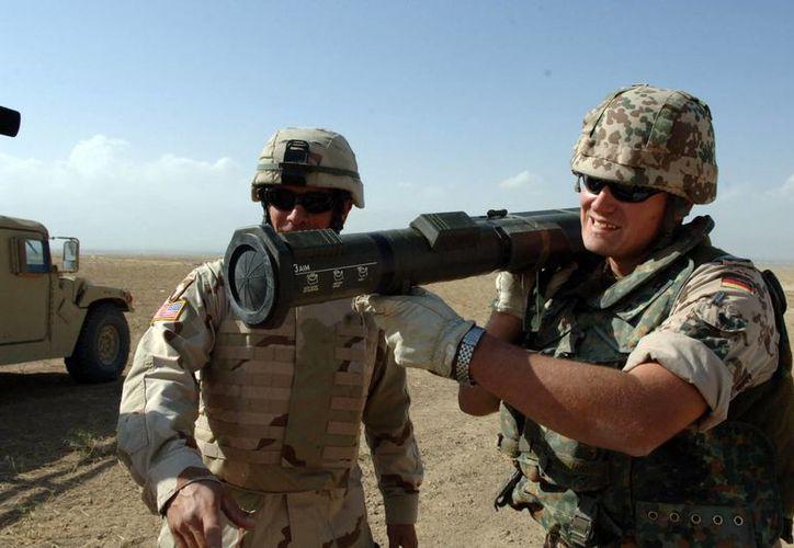 Alemania busca reducir su Ejército tras decretar en 2011 la cancelación del servicio militar obligatorio. (Archivo/Agencias)