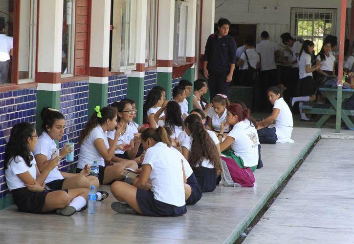 La Secretaría de Educación y Cultura pretende cubrir mayor demanda educativa (Celcar López/ SIPSE)