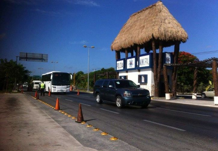 Los módulos se ubican en diferentes puntos de la ciudad y la zona hotelera. (Sergio Orozco/SIPSE)
