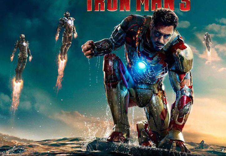 El actor Robert Downey Jr se convirtió en el mejor pagado de Hollywood, según la publicación de la revista Forbes, gracias a su papel como Iron Man, en la cinta 'Avengers: Era de Ultrón'. (Captura pantalla marvel.com)