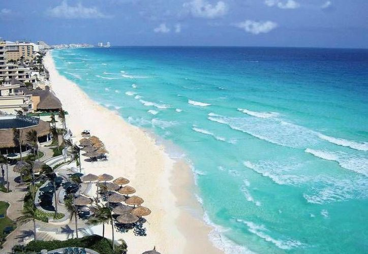 El nivel del mar subiría y México perdería Cancún. (Contexto/Internet)