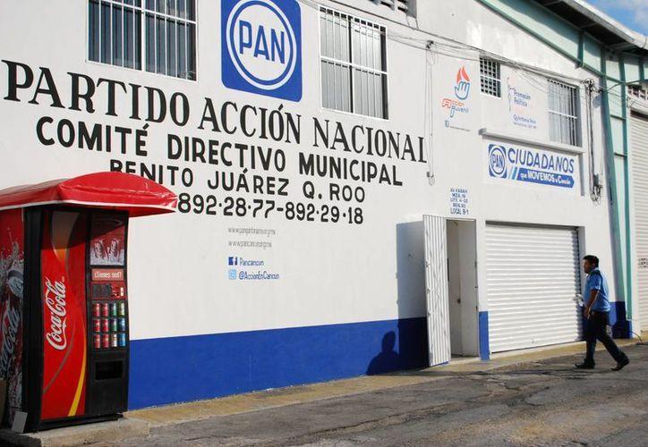 Depositarán en las cuentas bancarias de los partidos políticos el dinero para campañas. (Tomás Álvarez/SIPSE)