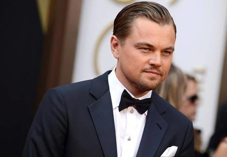 Leonardo DiCaprio consiguió una segunda estatuilla de oro y plata forjada en Siberia, en esta ocasión por su trabajo en The Revenant. (Archivo AP)