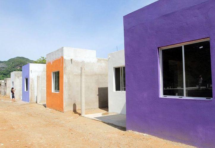 El Infonavit posee el 59 por ciento del mercado inmobiliario en México, el resto es operado por entidades bancarias.  (Archivo/Notimex)