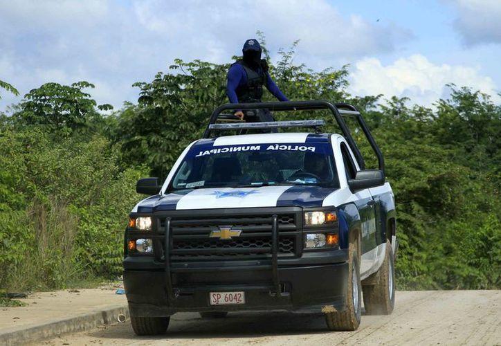 Actualmente Othón P. Blanco tiene activos 220 policías divididos en dos grupos. (Harold Alcocer/SIPSE)