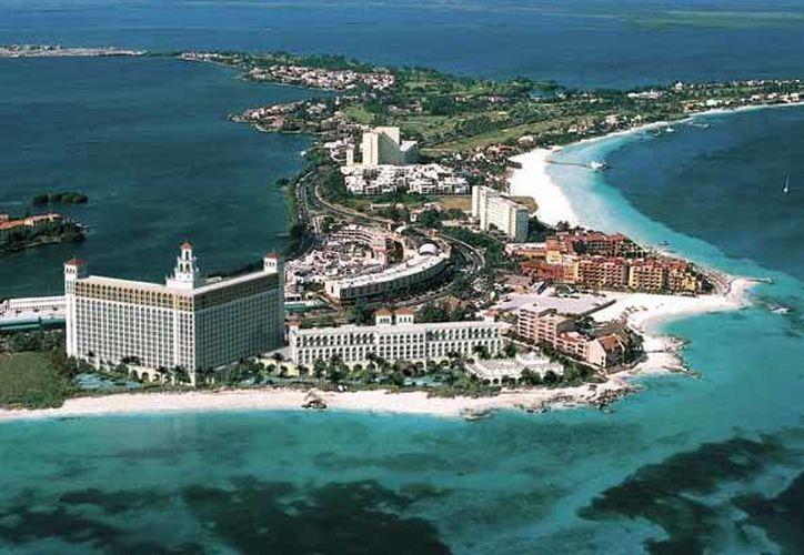 Cancún tiene gran infraestructura hotelera para explotar. (Foto de contexto/Internet)