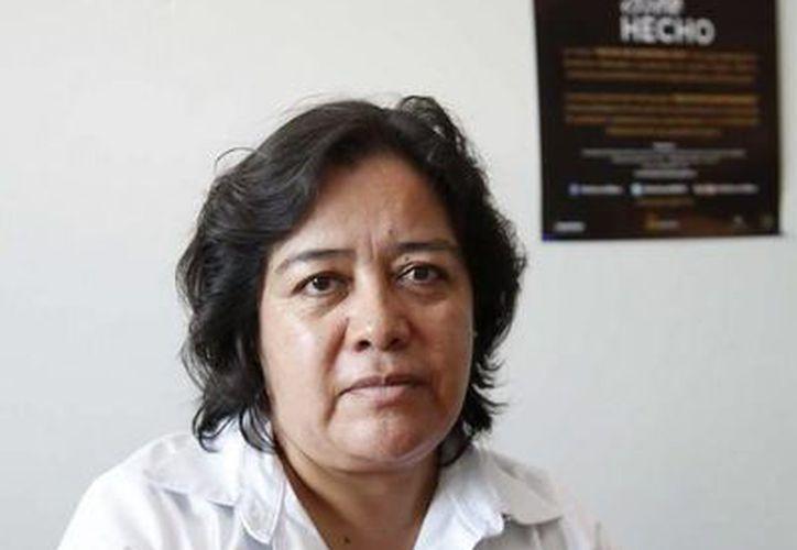 Alejandra Córdova Barrientos, titular del departamento de Programas de Seguimiento de Promoción Económica. (Redacción/SIPSE)