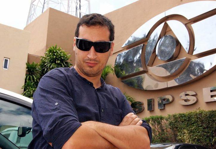 """El DJ visita Mérida como parte de su gira """"Ciber Quetzatcoatl"""". (Wilbert Argüelles/SIPSE)"""