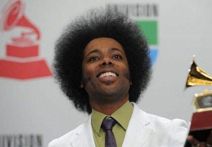 Alex Cuba es uno de los artistas nominados a los Grammy Latinos por parte de la isla. Cuba competirá por llevarse los galardones de Mejor Álbum Cantautor y Mejor Canción Tropical, el próximo 19 de noviembre en Las Vegas, Estados Unidos. (Archivo AFP)