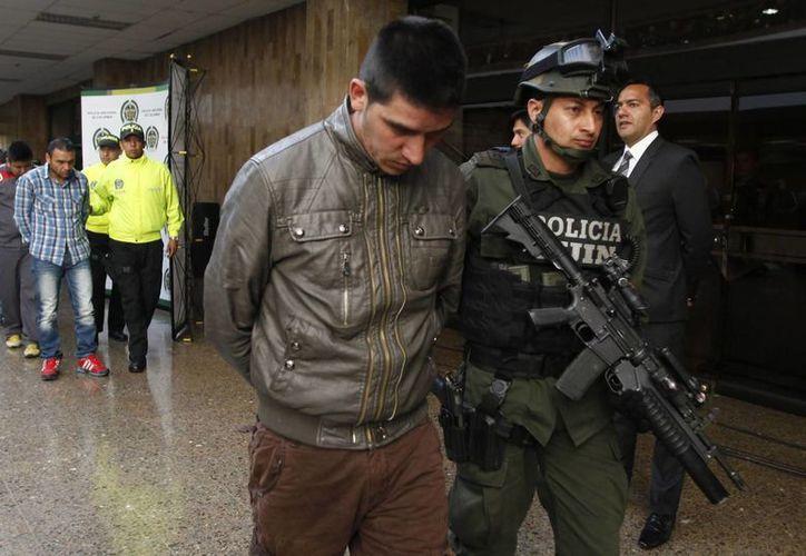 Edgar Murillo, (a) Payaso, es uno de los cuatros sujetos que aún están presos por el caso del homicidio del agente de la DEA. (Agencias)