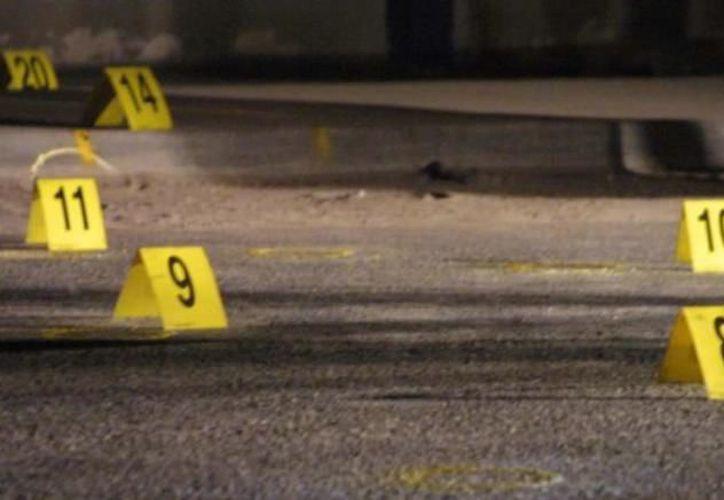 El ataque ocurrió aproximadamente a las 23 horas de ayer. (Contexto/La Crónica)