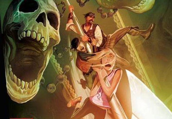 """""""Seekers of the Weird"""" es una miniserie de cinco números que saldrá a la venta en enero próximo. (Facebook oficial)"""