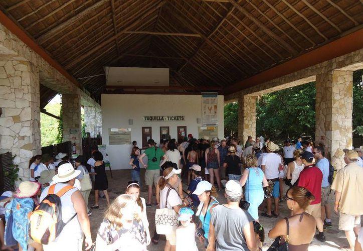 La ocupación de los hoteles y comercios de Tulum se ubica entre el 80% y 90%.  (Rossy López/SIPSE)