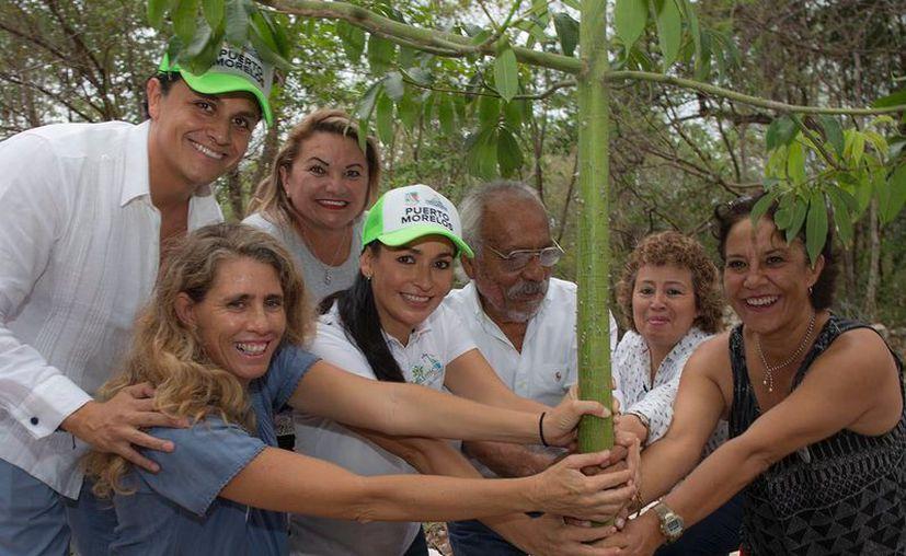 La población cuida y protege los recursos naturales del municipio. (Cortesía/SIPSE)