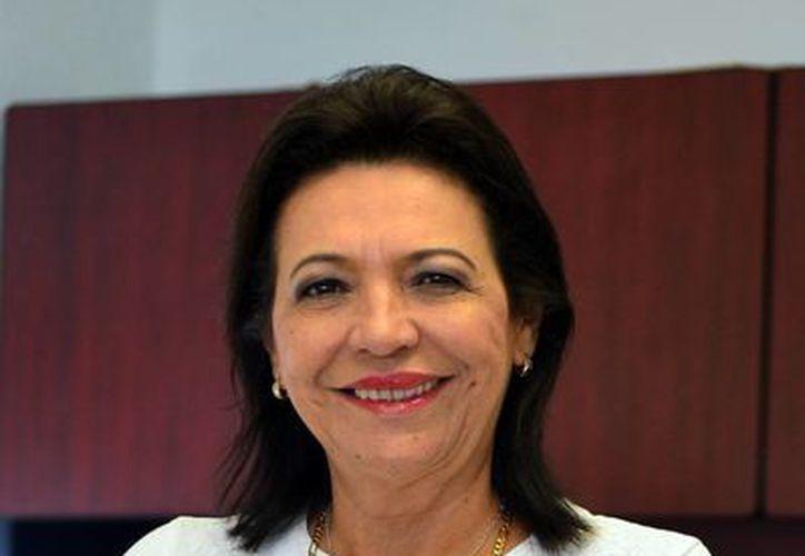La diputada Sofía Castro Romero quedó a siete votos de la tizimileña Bertha Trejo, quien fue electa como consejera nacional del PAN en Yucatán. (SIPSE)