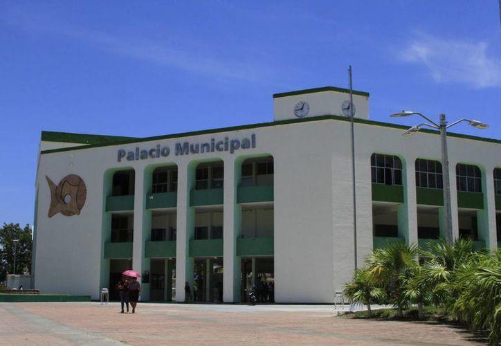 El Ayuntamiento no cuenta con recursos para deudas. (Claudia Martín/ SIPSE)