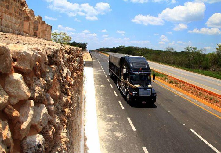 El proyecto de los filtros limítrofes forma parte del reforzamiento de la seguridad en Yucatán. (José Acosta/SIPSE)