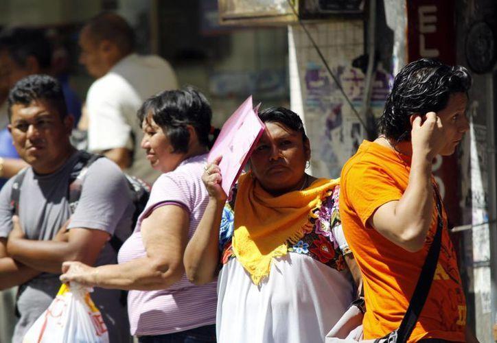 A diferencia de hace ocho días, este fin de semana será caluroso en Yucatán. (Christian Ayala/SIPSE)