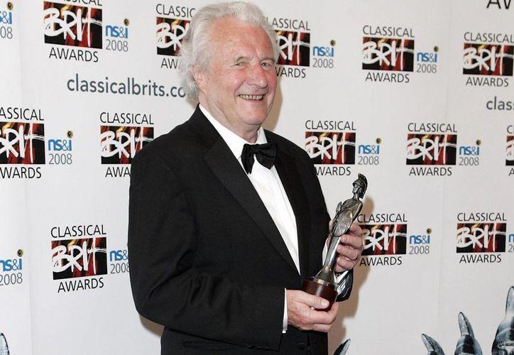 La OSL dijo que el director Colin Davis hizo una inmensa contribución a la vida musical británica. (Agencias)