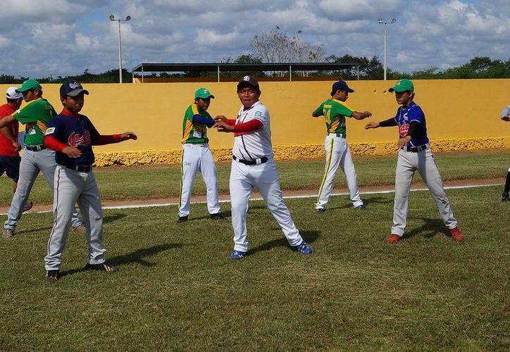 Las pruebas a jóvenes beisbolistas se realizarán en el campo deportivo Aureliano Centeno de Valladolid el próximo sábado a las 09:30 horas. (Milenio Novedades)