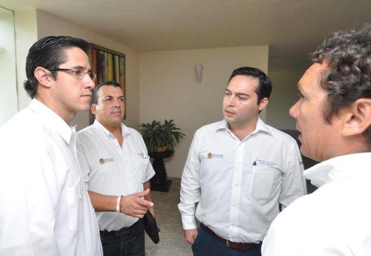 """Las autoridades trabajan en el proyecto """"Quintana Roo Verde"""". (Cortesía/SIPSE)"""