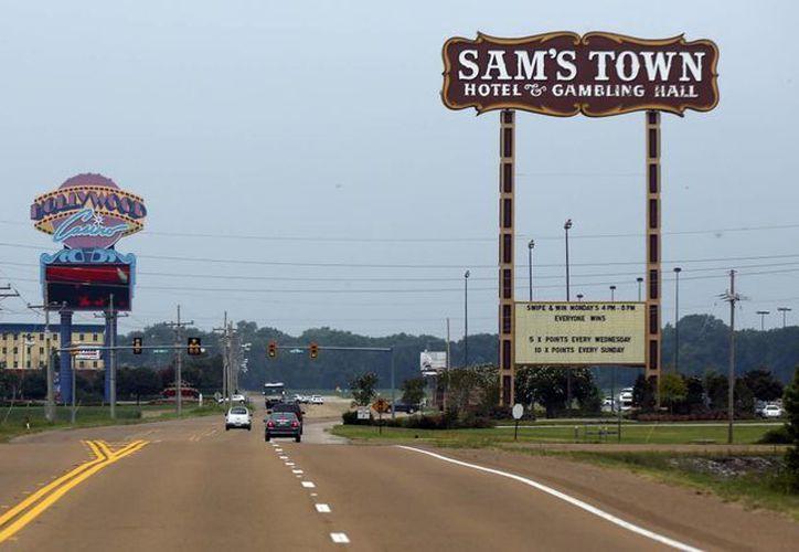 En esta área se proyecta levantar la fábrica de autos eléctricos, en Tunica, Misisipí. (Agencias)