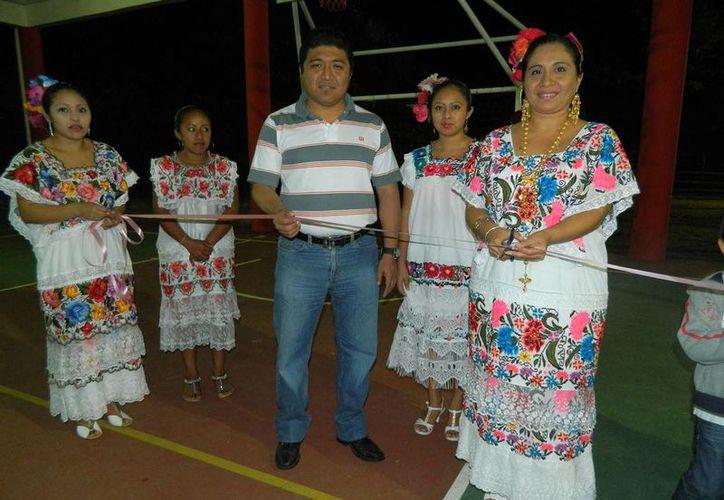 La inauguración de las actividades estuvo a cargo de la coordinadora del Área Jurídica del Ayuntamiento. (Raúl Balam/SIPSE)