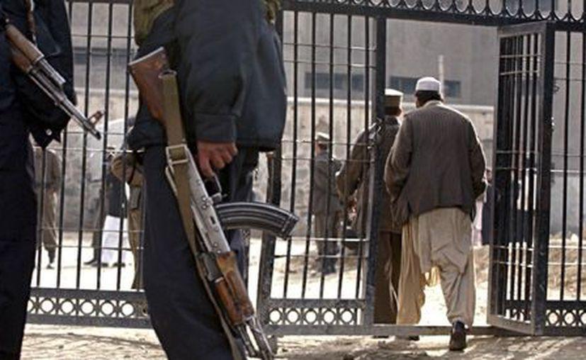 Pul-i-Charkhi fue tradicionalmente un lugar sin acceso para los medios de comunicación. (Archivo/AP)
