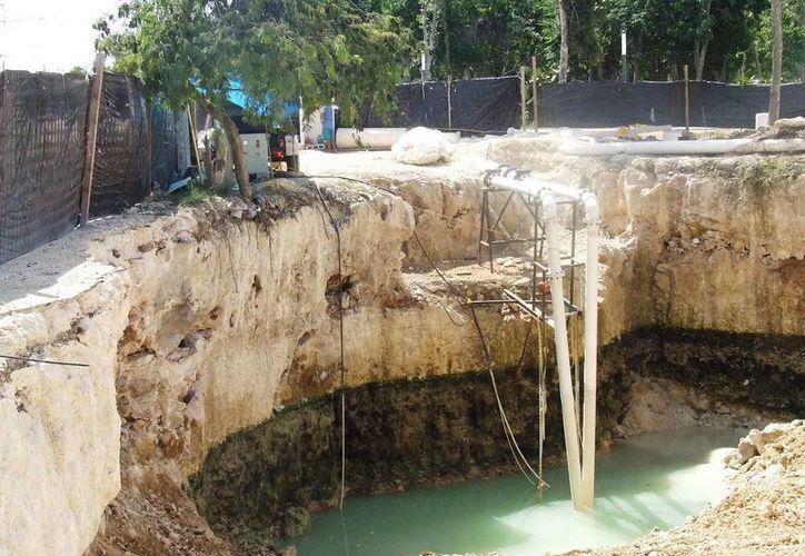 La CAPA suspenderá el servicio de agua potable durante ocho horas este lunes en Tulum, debido a que realizará reparaciones en sus instalaciones.  (Rossy López/SIPSE)
