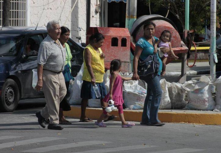 México ocupa el segundo lugar de adultos con obesidad y el primer sitio en menores con la enfermedad. (Archivo/SIPSE)